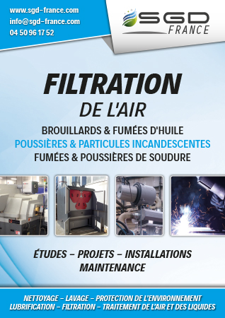 sgd filtration air